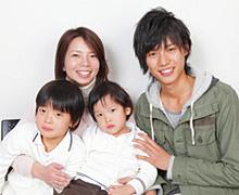 ママインタビュー/福士蒼汰