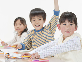 消極的な子どもに積極性を持たせたい!
