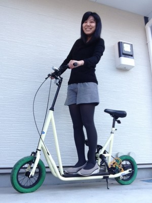 自転車の 小さい自転車 大人 : 相棒|ママに役立つ子育て情報 ...