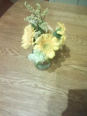 プチ生け花