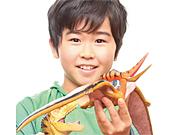 鈴木 福「恐竜が大好き! 仕事も学校もお兄ちゃんも頑張っています」
