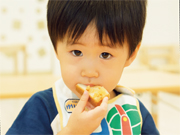 保育園の人気レシピあり、栄養たっぷりおやつ