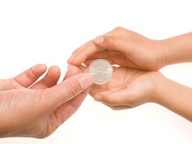 お金のありがたみを教えたい!