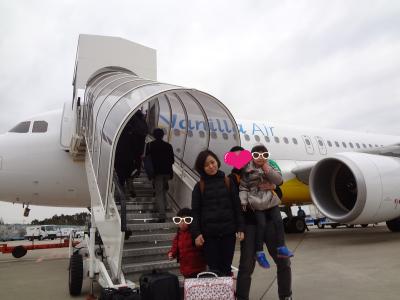 ソウルへの旅。1人往復8,130円!?