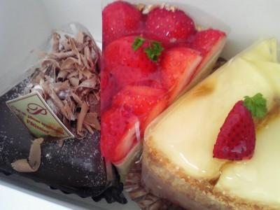 「アンクレール」のケーキ☆