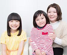 あんふぁんママインタビュー/芦田愛菜