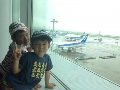 リフレッシュ休暇で沖縄へ