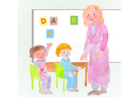 【小学校の行事】パジャマ・デーfromイングランド