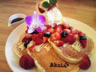 ハワイアンカフェ「akala」☆