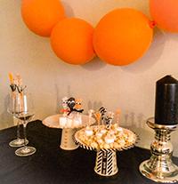 手作りハロウィーンパーティー、楽しむための3つのポイント