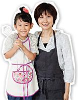 八木佳奈さん/杏菜ちゃん(5歳)
