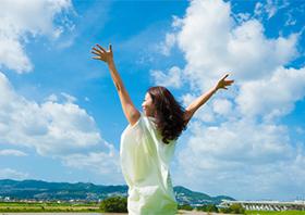 自分の人生を大いに楽しむ、それがこの世に生まれた本来の目的