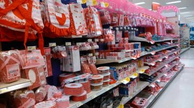 意外!アメリカのバレンタイン♥