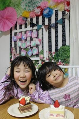 8歳のお誕生日~学校&当日編~