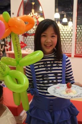 8歳の誕生日を祝う~Kids beeパーティー編~