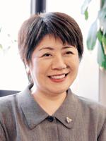 西東桂子さん