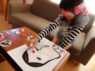 【行事ママ】簡単に手作りできる「福笑い」で、新年初笑いを☆