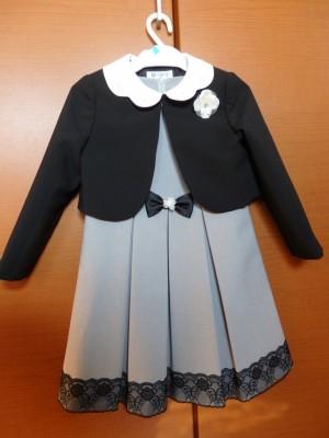 【入学準備】イオンで入学式用子ども服を買いました~☆(女児)