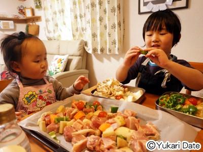 【料理】子どもにもお手伝い出来ちゃう!美味しい簡単!ぎゅうぎゅう焼き