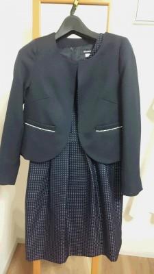 ☆卒園式&入学式☆母の洋服買いました!