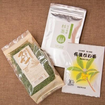 花粉症には杉茶やびわ茶? 食で体の内側から元気に