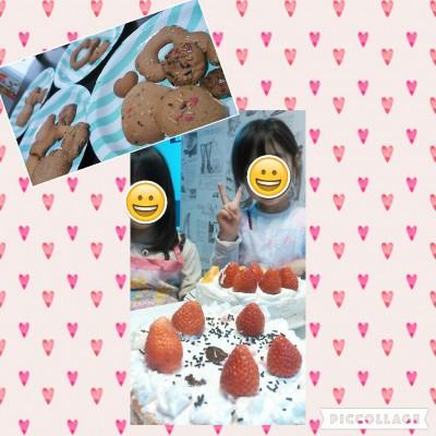 クッキー&ケーキ