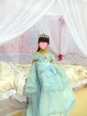 七五三にも?お得!プリンセス写真が安く(500円で!)撮れる♪
