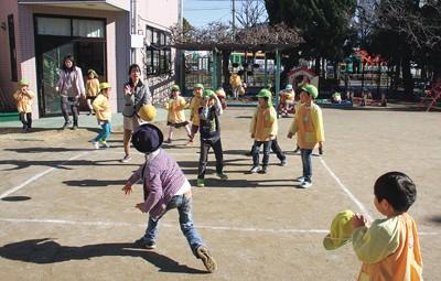 幼稚園での遊びは全て学びです!