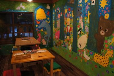 ★子供とご飯★まるで絵本の中!なかわいいカフェ