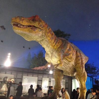 世界三大!!福井県の恐竜博物館に行ってきました