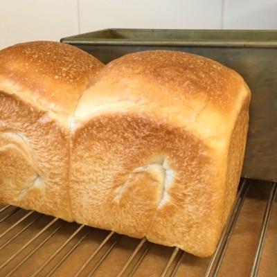 自家製酵母でパンを焼く!