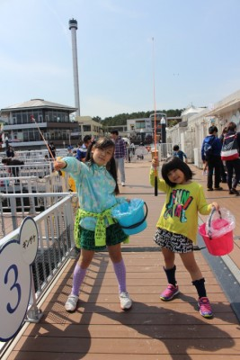 春のおでかけ☆八景島シーパラダイス海ファームはおススメ!