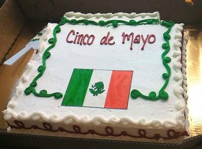 シンコデマヨはメキシコのお祝いの日