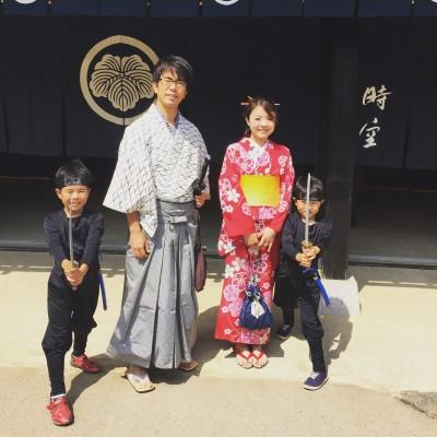 EDO WONDERLAND 日光江戸村へ行ってきました!