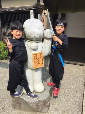 EDO WONDERLAND 日光江戸村へ行ってきました!➂