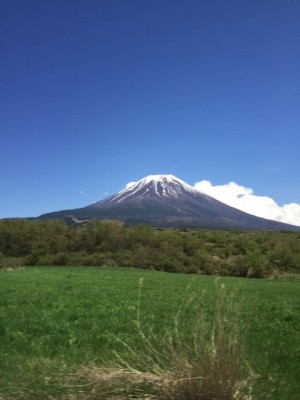 【おでかけグルメ】富士山ふもとの雲の中でほうとうランチ!