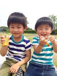 おいしいおやつとおでかけフォトコンテスト by森永ミルクキャラメル