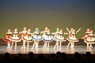 282☆小学生の娘のバレエ発表会@「エポックなかはら」。当日の流れ