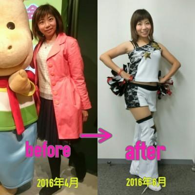 【しまZAP】中間報告~体重変わってないけれど痩せました~