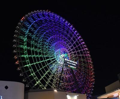 高さ日本一! エキスポシティに誕生する大観覧車に乗ってきました