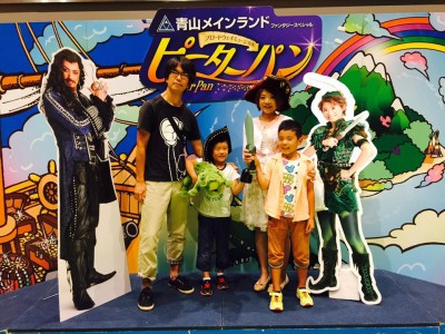 ブロードウェイミュージカル「ピーターパン」を公開前日に見てきました!