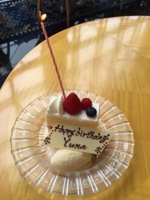 【旦那とデート】誕生日祝いにカフェトスカ~みなとみらい編~