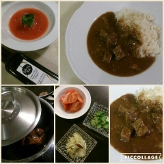 プロから習うお料理教室@Lapaix特製カレー