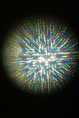 親子で簡単工作!20分で完成の「ホログラム万華鏡」
