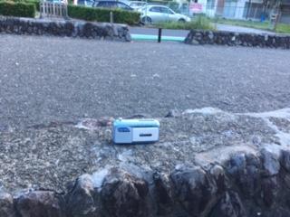 夏休み最終週~台風の影響が心配ラジオ体操~