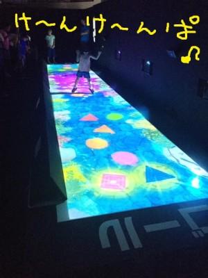 チームラボ『未来の遊園地』in沼津で体験型アートを満喫~(^^)/