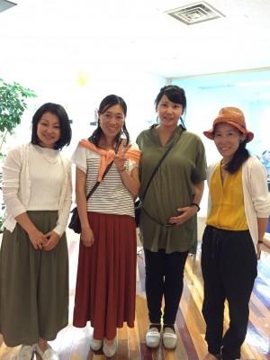 9月あんふぁんメイトサロン~四谷たい焼き「わかば」へ