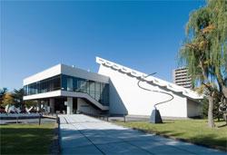 札幌市 北海道立近代美術館