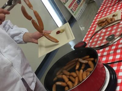 試食が大充実!!家族で楽しめる日本ハム 茨城工場