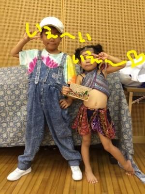 HIPHOPダンスの発表会(^o^) と 小3男子の習い事 事情!①